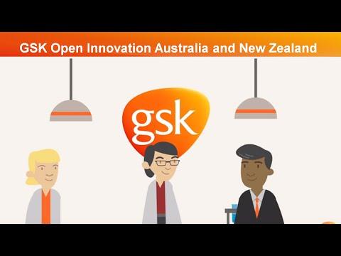 GSK Open Innovation Australia and New Zealand