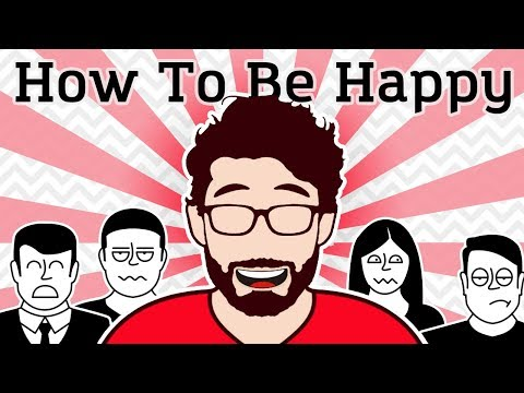 Masculine Man: How To Be Happy
