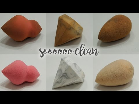 DIY Beauty Blender Cleanser! EASY yet EFFECTIVE!