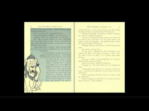 The Wonderful Wizard of Oz - L Frank Baum - Chapter 06