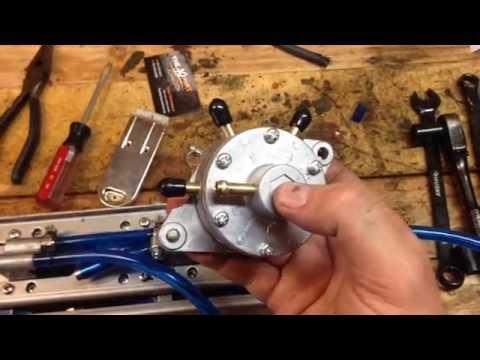 Polaris SL 650 Fuel Pump Install