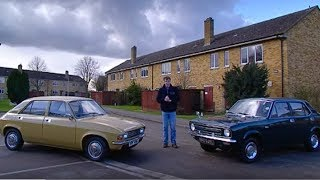 The WORST Car Ever Made? | Allegro vs Marina | Clarkson's Car Years | Top Gear