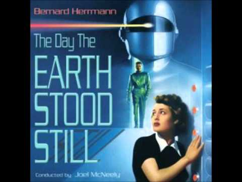 Bernard Herrmann: The Day The Earth Stood Still - Prelude; Radar
