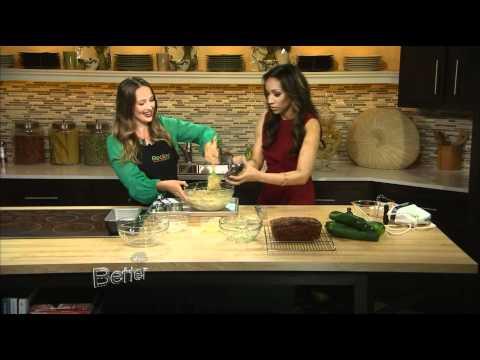 How to Make Zucchini Oat Bread