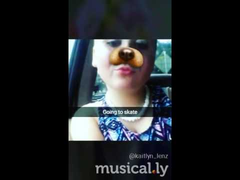 Snapchat slideshow