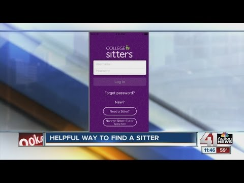 New app provides helpful way to find a babysitter