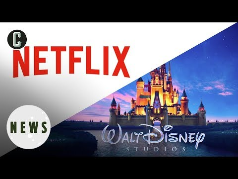Netflix's Value Has Officially Topped Disney