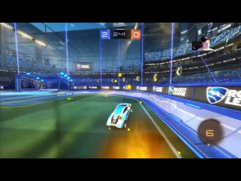 Rocket League: 2v2 COMPETITIVE, TRADING, TRICKSHOTS, CREAT OPENING, AND MORE!!!  **LIVE**