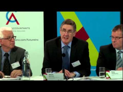 Chartered Accountants Australia and New Zealand Public Sector Symposium