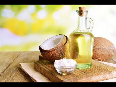How to make coconut oil in 10 mins without heating.