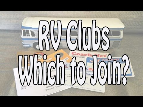 RV Clubs - Which to Join? Passport America, Escapees, FMCA, Good Sam