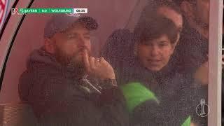 Frauenfußball DFB Pokal  Achtelfinale FC Bayern München vs  VFL Wolfsburg 16 11 19