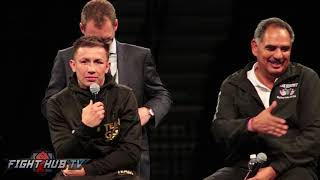 """Gennady Golovkin reacts to DRAW against Canelo """"This is Terrible for Boxing"""""""