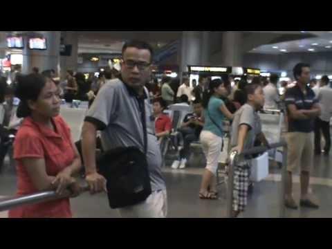 Video ( My sister in Australia to Vietnam, soon 07/23/2013 )