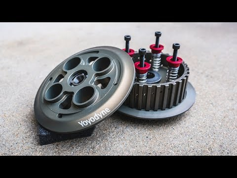 SLIPPER CLUTCH for the R3! [R3 Build Part 8]