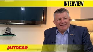 Kevin Flynn - MD & President, FCA India | Interview | Autocar India
