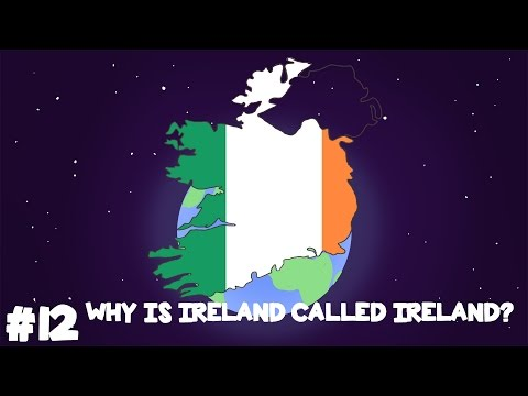 Where did Ireland get its name? - Animated