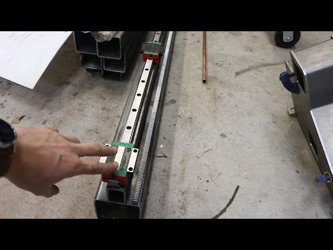 5 x 10 Plasma / Router Table Build - Part 1 - Intro
