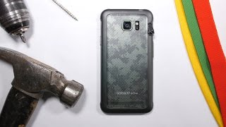 The Rugged Galaxy S7 Active - The World