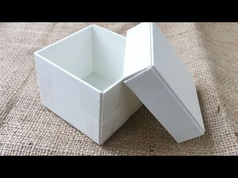 How To Create A Foam Board Box - DIY Crafts Tutorial - Guidecentral