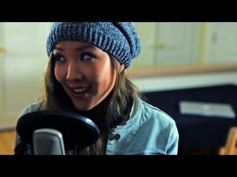 Ed Sheeran - Give Me Love (Cover feat. Ally Maki & DANakaDAN)