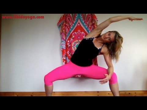 Libido Yoga: 30 min. Sequence to Open Your Sacral Chakra