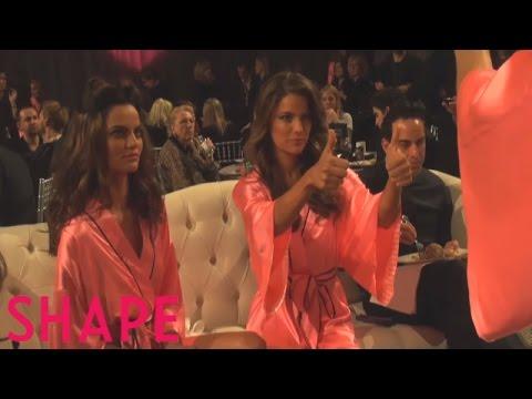 Victoria's Secret Model Workouts? | Shape