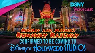 The Great Movie Ride To Be Replaced with Mickey & Minnie