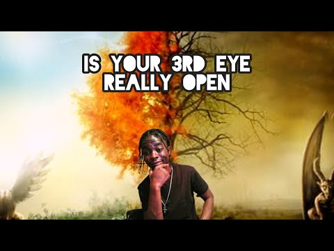 What Happens AFTER Your 3rd Eye Is Activated Series pt1