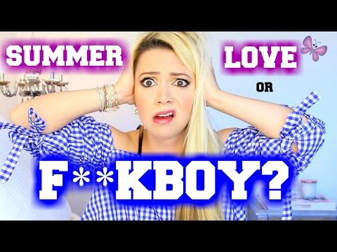 Quiz: Summer Love or F*CKBOY?