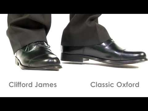 Oxford Men's Real Leather Shoes