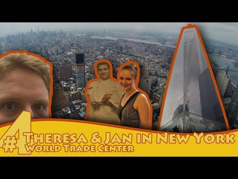 VLOG #04: Theresa & Jan in New York - World Trade Center