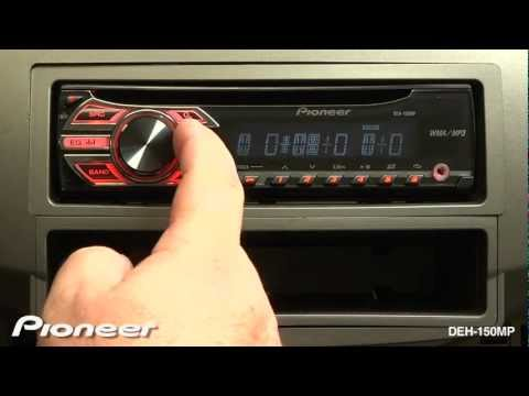 How To - DEH-150MP - MP3 & WMA Playback