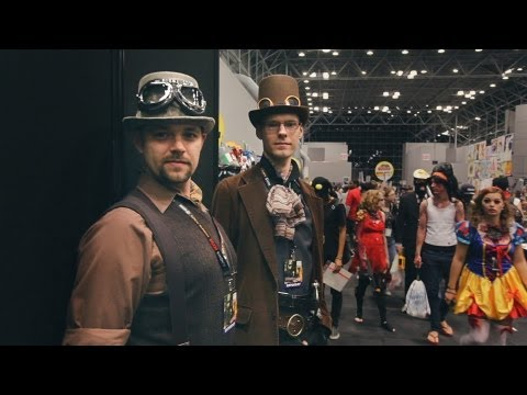 Cosplay Costumes: Steampunk