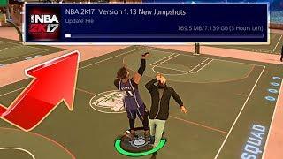 Secret Best Jumpshot In NBA 2k17 After Patch 12 | Glitch
