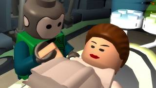 LEGO Star Wars - ALL MAJOR DEATHS IN LEGO!