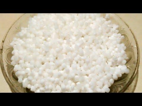 સાબુદાણાને સરસ રીતે પલાડવાની રીત||sabudana soaking tips//how to soak sabudana properly
