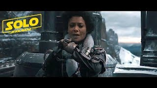 SOLO A Star Wars Story (Han Solo) TV Spot Trailers 30 and 31 + Han and Qi