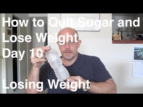 Quit Sugar in 30 Days - Day 10:  Losing Weight