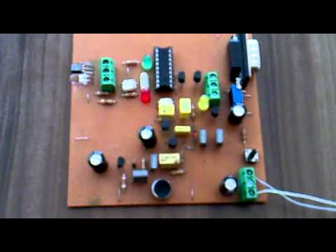 Voice Recognition Module Circuit 16F84 Or 16F628
