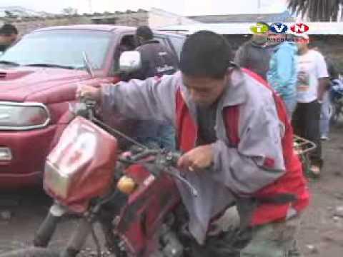 En Ibarra empezó el remate de carros y motocicletas. (Noticias Ecuador)