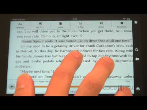 Amazon Kindle Fire HD Whispersync for Voice and Immersion Reading