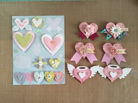 Create your Own Scrapbook Embellishment