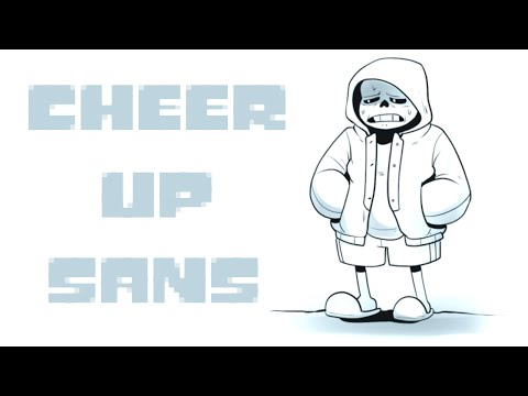 Cheer Up Sans (Undertale Comic)