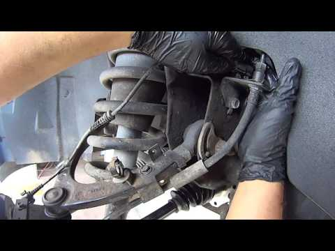 How To Replace Left and Right CV Axle on Chevy/GMC/Cadillac Trucks 2007 - 2013 GMT-900