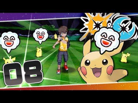 Pokémon Ultra Sun and Moon - Episode 8 | Pikachu Valley!
