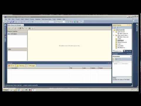SQL 2012 Analysis Services Calendar Dimension - Software Development Tutorial