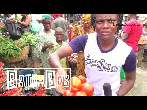 Tomato Scarcity Shakes Nigeria !!