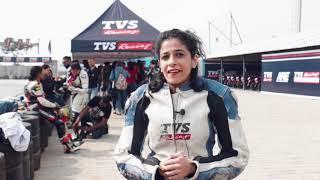 TVS Women's Training and Selection 2019, Bangalore.