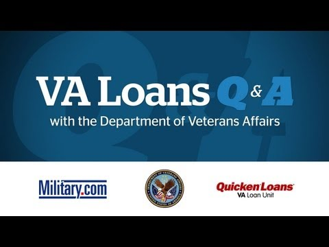 What Are Occupancy Requirements? | Quicken Loans and the Department of VA